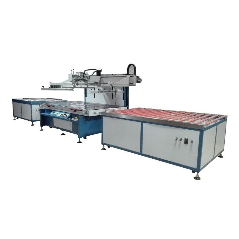Fully Automatic Vertical Glass Screen Printing Machine