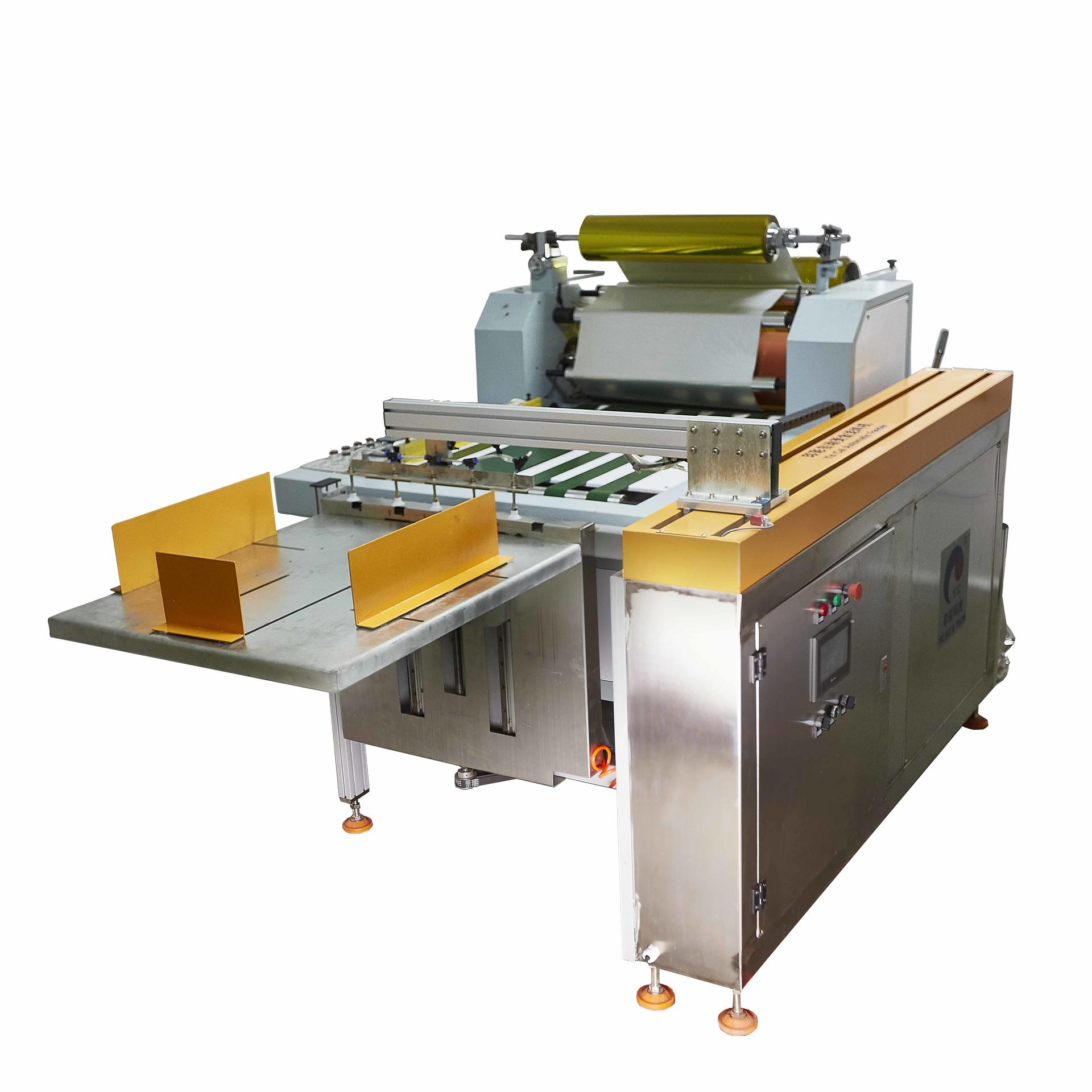 Automatic Feeder for Hot Stamping